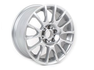 "ES#64936 - 36116770464 - 18"" Radial Spoke Style 216 Wheel - Priced Each - 18x8 ET 34 72.6 CB - Genuine BMW - BMW"