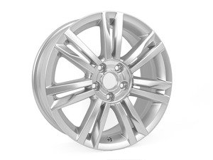 "ES#2741422 - 5G0601025BS88Z - 17"" Geneva - Priced Each  - 17""x7"" ET49 5x112 - Brilliant Chrome - Genuine Volkswagen Audi - Volkswagen"