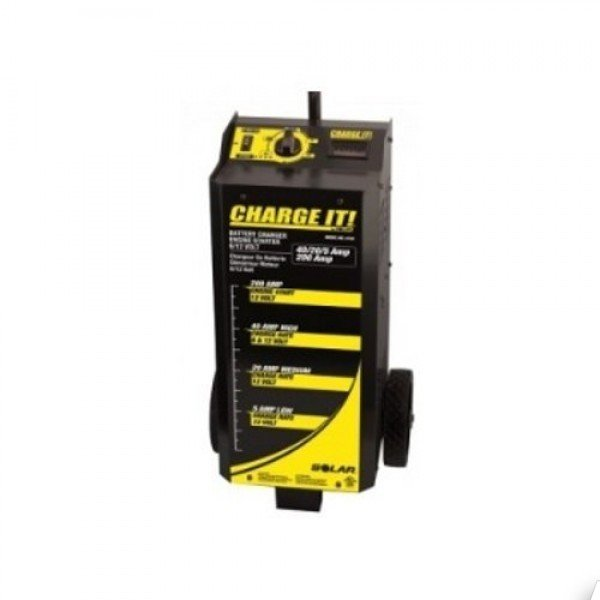 Solar Sol4735 Wheeled Battery Charger