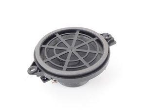 ES#1507515 - 99764554300 - Mid-Range Speaker - Priced Each - Loudspeaker located in door panel - Two required - Genuine Porsche - Porsche
