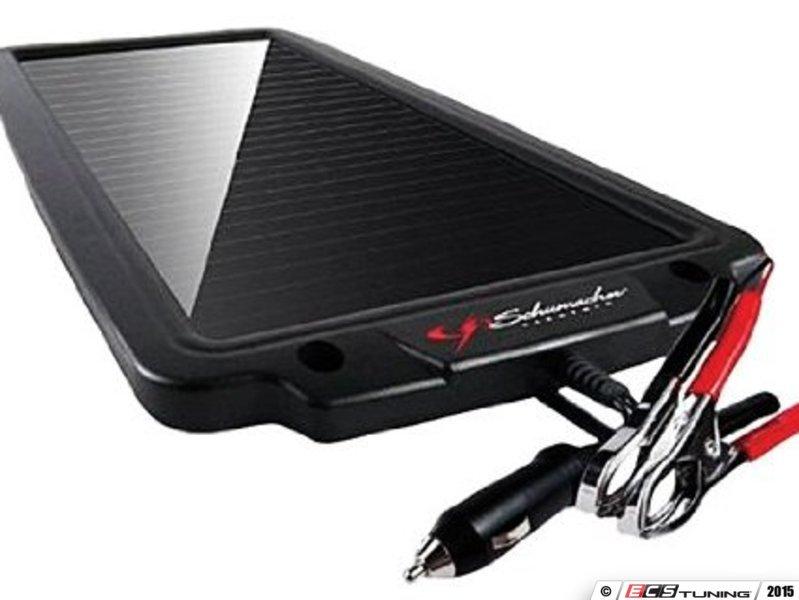 Schumacher Shusp200 Solar Powered Battery Charger