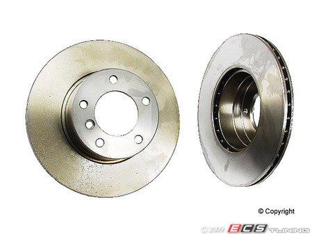 ES#10389 - 163013 - Plain Rotor - Pair - ATE brand - ATE -