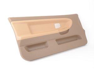 ES#101386 - 51418178023 - Beige Door Panel - Left - Replacement door trim panel - Genuine BMW - BMW