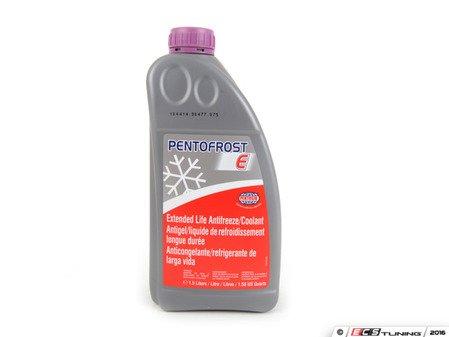 ES#2748899 - G013A8JM1 -  G13 Coolant - 1.5 Liter - Lilac Pentofrost OE specification lifetime coolant - Pentosin - Audi Volkswagen