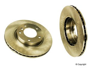 ES#10426 - 164431ho - Plain Rotor - Pair - Balo Brand - Balo -
