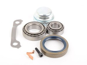 ES#2678320 - 1163300051 - Front Wheel Bearing Kit - Priced Each - Fits Left Or Right Side - Meyle - Mercedes Benz