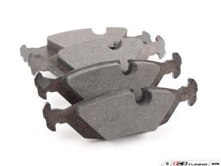 ES#3025501 - 34212226013 - OEM Rear Brake Pads - E28, E24, E23 - ATE -