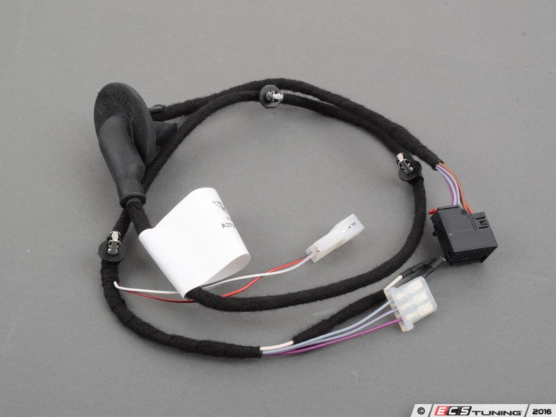 genuine porsche 95861248900 wiring harness