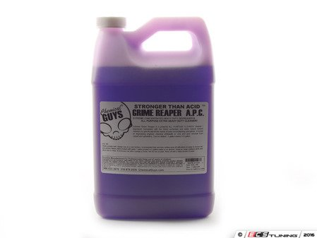 ES#2619137 - CLD104 - Grime Reaper - 1 Gallon - Extremely strong degreaser for tough clean ups - Chemical Guys - Audi BMW Volkswagen Mercedes Benz MINI Porsche