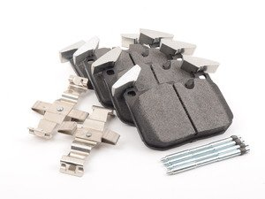 ES#3036237 - 104.16090 - Posi Quiet Brake Pads - Front  - Stop Tech Braking Power - Centric - BMW