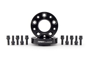 ES#3101030 - 1058ecs04-30BKT - Bolt-on Wheel Spacer & Bolt Kit - 30mm - Aircraft grade 6061-T6 aluminum spacers designed for precise fitment on your BMW - ECS - BMW
