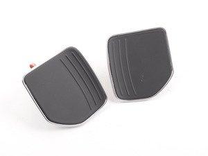 ES#2556070 - 4H0951523FXHA - Shift Paddle - Soul (Black)/chrome - Set  - Includes right & left side shift paddles for tiptronic vehicles - Genuine Volkswagen Audi - Audi