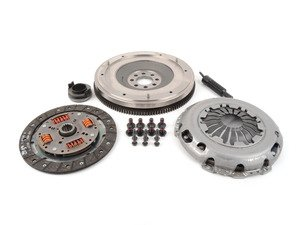 ES#2010305 - 52151203 - Single Mass Flywheel Conversion Kit 52151203 - DMF ( OEM MINI Dual Mass Flywheel) to Single Conversion Kit with clutch and pressure plate R53/R52 Supercharged Engines - Valeo - MINI
