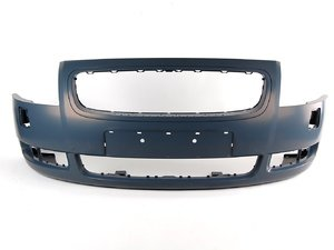 ES#2550000 - 8N0807101ADGRU - Front Bumper Cover - Primer - Keep your vehicle looking fresh - Genuine Volkswagen Audi - Audi