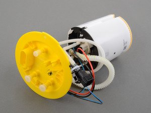 ES#2739156 - 4F0919087F - Fuel Pump  - Does not include fuel gauge sender - Siemens - Audi