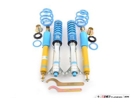 ES#248943 - 48-080408 - B16 PSS9 Coilover System - Height adjustable suspension system offering adjustable compression and rebound to dial in for competition, comfort, or anywhere in between. World-famous Bilstein quality with a limited lifetime warranty! - Bilstein - BMW