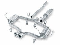 ES#3031832 - 140119 - Stainless Steel Cat-Back Exhaust - S-Type - 2.25