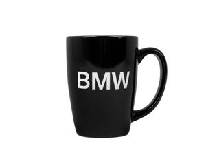 ES#3025691 - BMW-COFFEE-MUG-B - Black BMW Coffee Mug - 16oz - Enjoy your morning beverage and show your BMW pride - Genuine BMW - BMW