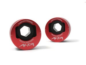 ES#3103056 - AMPSUS112 - Positive Steering Response System (PSRS) w/Urethane Bushing  - ALTA PSRS replaces the front control arms, rear rubber bushing with a solid type spherical bearing - Alta Performance - MINI