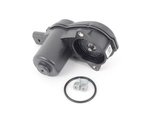 ES#452694 - 8K0998281 - Parking Brake Motor - Priced Each - Fits the left and right rear calipers - Genuine Volkswagen Audi - Audi
