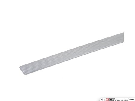 ES#100095 - 51417896093 - Left Front Door Trim - Silver Cube - Replace your scuffed or cracked trim - Genuine BMW - BMW