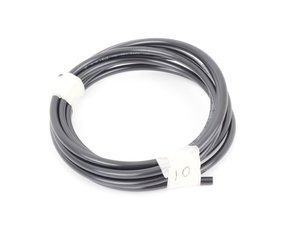 "ES#2992856 - 20210 - 1/4"" Black DOT Synflex Airline - 10 Feet - It is always a good idea to have spare air line around the garage for repairs. This 10 foot bundle ensures you will never be stranded. - Air Lift - Audi BMW Volkswagen Mercedes Benz MINI Porsche"