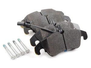 ES#2181959 - 8K0698151J - Front Brake Pad Set - Restore the stopping power in your vehicle - Genuine Volkswagen Audi - Audi