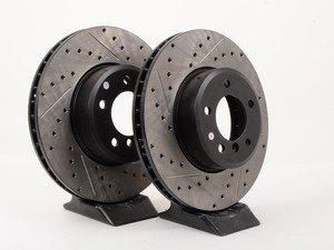 Disc Brake Hardware Kit Front,Rear Centric 117.90002