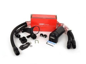 ES#2992536 - 014726ECS01-01KT -  ECS Tuning Baffled Oil Catch Can System - Everything needed to keep your intake tract clean and oil free! - ECS - Volkswagen