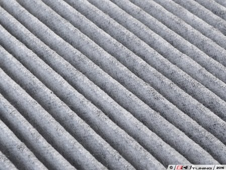ES#2992291 - 99757121901 - Charcoal Activated Cabin Filter - Filter the air coming into your vehicle - Febi - Porsche