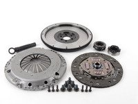 ES#3021839 - BFI18228ST1 - BFI Stage 1 Clutch Kit - Lightweight 228mm Single Mass Flywheel (11.85lbs.) - This assembly provides an estimated 25% increase in torque capacity and is properly suited for daily-driven street use - Black Forest Industries - Volkswagen