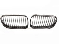 ES#3023056 - BM-0242 - ECS Kidney Grille Set - Carbon Fiber - Add style and individuality to your BMW in minutes! - ECS - BMW