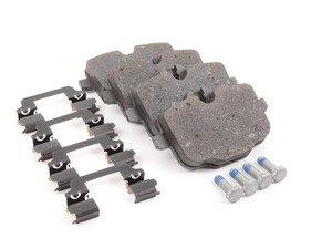 ES#2664931 - 34212284390 - Rear Brake Pad Set - Genuine brake pads direct from BMW - Genuine BMW - BMW
