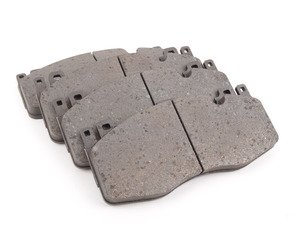 ES#2665078 - 34112284370 - Brake Pad Repair Kit - Carbon Ceramic Brakes - Genuine BMW - BMW