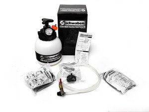 ES#2774836 - 007311SCH01A - 3-Liter Multi-functional Filler System - Complete Euro ATF/Oil/DSG filling system and Brake bleeding system all in one kit. - Schwaben - Audi BMW Volkswagen Mercedes Benz MINI Porsche