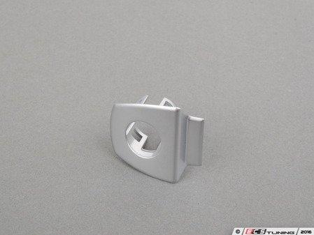 ES#99418 - 51417075574 - Door Lock Pin Trim - Priced Each - Push trim located inside door panel - Genuine BMW - BMW