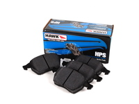 ES#617 - HB272F.763 - Front HPS Performance Brake Pad Set - Composite compound, one of the best selling all around pads - Hawk - Audi Volkswagen