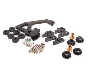 "ES#3047950 - 001501ECS01KT1 - ECS Ultimate ""Stick Shift Upgrade"" Kit - Includes Adjustable Short Shifter and Solid Shifter Bushings for improved gear engagement and precision! - ECS - Volkswagen"