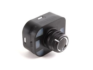 ES#452451 - 8K0959565CWEP - Mirror Switch - Nero (Black) - Controls the side power mirrors - Genuine Volkswagen Audi - Audi