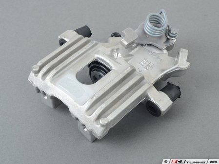 ES#1981609 - 34216763729 - Caliper Housing - Rear Left 241094 - Attaches to the brake carrier - ATE - MINI