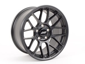 "ES#3183783 - ARC8189ET30SMBK - APEX ARC-8 18x9.0"" ET30 Satin Black Wheel 18.05lbs - APEX Wheels -"