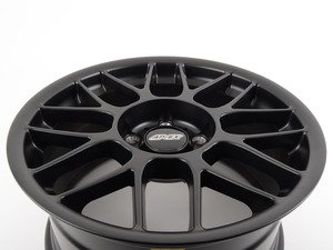 "ES#3034720 - ARC8179ET42SMBK - APEX ARC-8 17x9"" ET42 Satin Black Wheel 17.2lbs - APEX Wheels -"