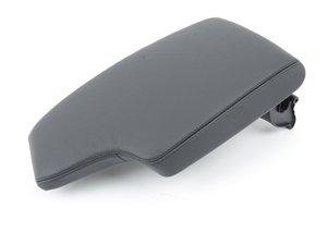 ES#2994413 - 51169285151 - Center leather Armrest - Black - Genuine BMW - BMW