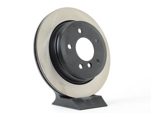 ES#3049495 - 125.34091 - StopTech Disc Rotors - Priced Each  - A premium rotor option for smooth braking and corrosion resistance - StopTech - BMW