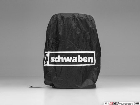 ES#2992931 - 016757SCH01A - Schwaben Tire Stack Cover - Put your spare tires and wheels in storage without worry. Protect them from dirt and worse with this special cover for a 4 tire stack - Schwaben - Audi BMW Volkswagen Mercedes Benz MINI Porsche