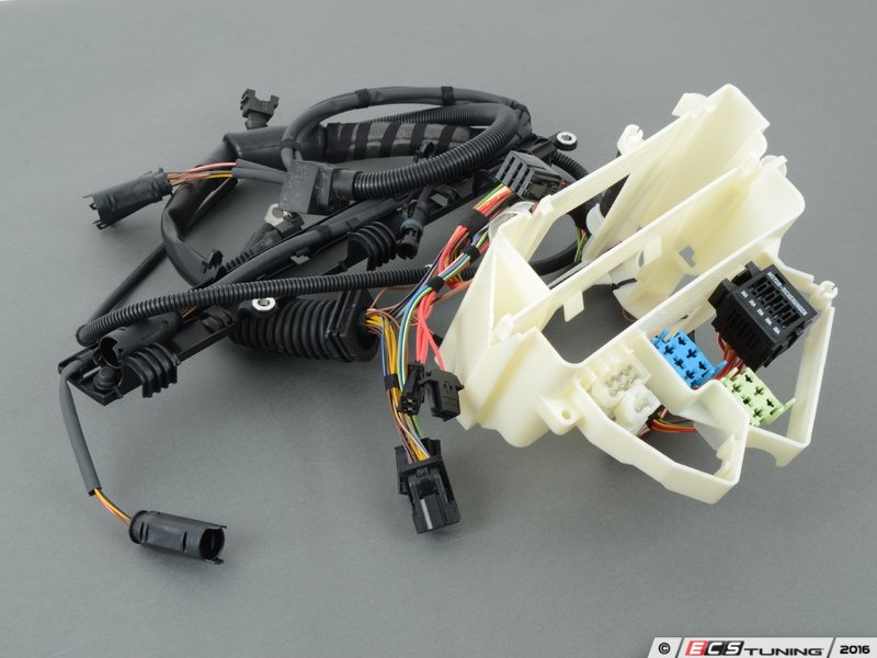 genuine bmw 12517835540 transmission wiring harness es 31086 12517835540 transmission wiring harness connects the the transmission solenoids