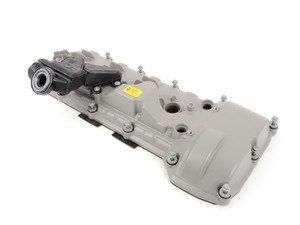 ES#2583861 - 11127848154 - Valve Cover - Left - Includes gasket and bolts - Genuine BMW - BMW