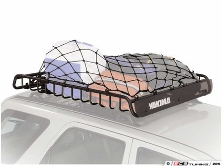 ES#2919331 - 8007081 - MegaWarrior Stretch Net - Keep your cargo secure where it belongs - Yakima - Audi BMW Volkswagen Mercedes Benz MINI Porsche