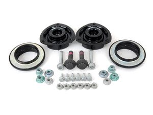 ES#3086303 - 015102ECS01-01KT -  Upgraded Front Suspension Install Kit - Featuring ECS upgraded upper strut mounts! All hardware that you need for a correct front suspension install - Assembled By ECS - Volkswagen