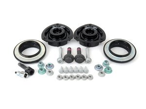 ES#3111751 - 015102ECS11-01KT -  Upgraded Front Suspension Install Kit - With Specialty Tools - Featuring ECS upgraded upper strut mounts! All hardware that you need for a correct front suspension install with specialty tools - Assembled By ECS - Volkswagen